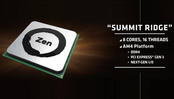AMD demonstrates its Zen CPU, says can compete with Intel's best