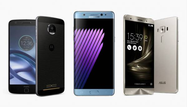 20 New and Upcoming phones in India (August 2016)