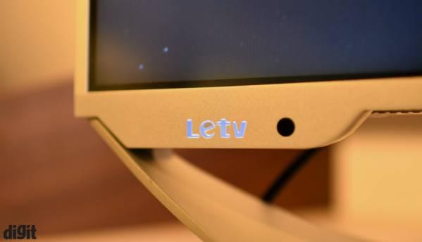 LeEco Super3 X55 4K UHD Smart TV: In Pictures