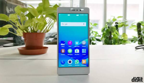 Gionee S6s: In Pictures