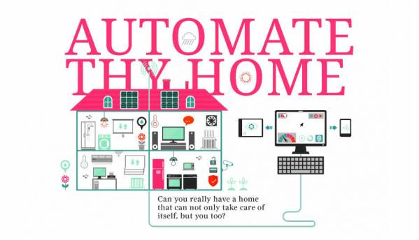 Automate thy home: Going from dumb to smart