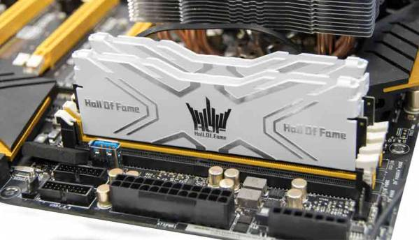 GALAX unveils Hall of Fame DDR4 4000MHz OC Lab special edition RAMs