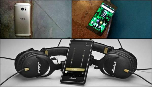 Best smartphones to buy for audiophiles