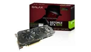GALAX GTX 1070 EX OC
