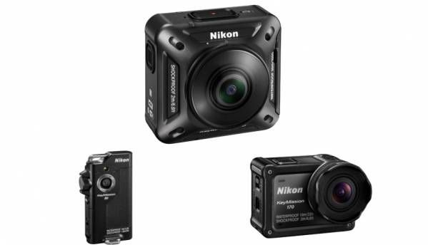 Nikon's 4K 360 action camera, the KeyMission 360, is finally here!