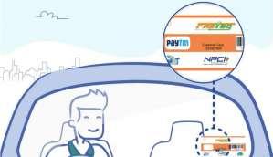 Now pay highway tolls via Paytm