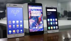 Mid-tier flagship shootout: Lenovo ZUK Z2 v. OnePlus 3 v. Xiaomi Mi 5