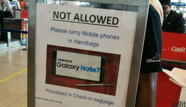 Samsung meets DGCA officials on Galaxy Note 2 fire incident