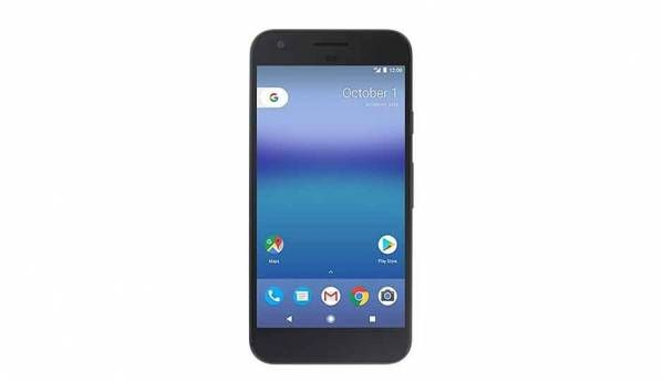Alleged official render of Google Pixel running Android 7 Nougat reveals Pixel launcher UI and icons