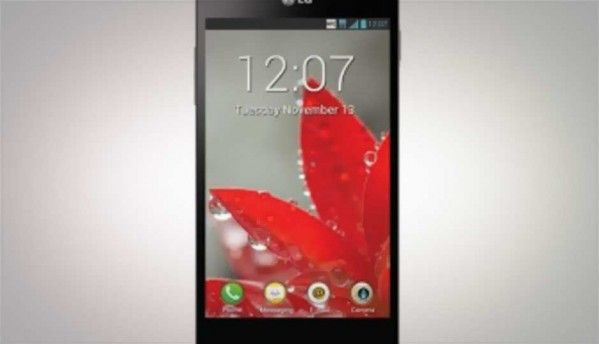 LG Optimus G on sale online in India for Rs. 30,990