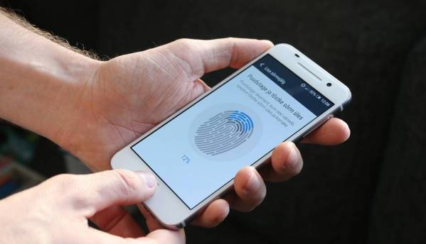 Now you can send secure passwords through your body!