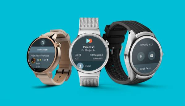 Android Wear 2.0 delayed to early 2017