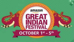 Top tech deals at Amazon's Great Indian Festival