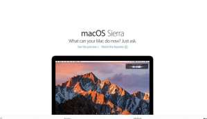 Your Mac will download macOS Sierra automatically starting today