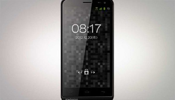 Karbonn Smart A12 4.5-inch ICS phone available online for Rs. 7,700