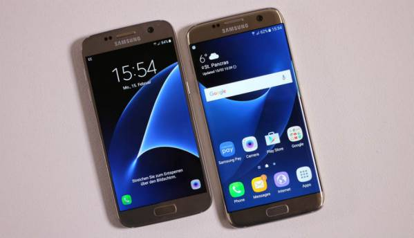 Samsung Galaxy Note 7's Always on Display now on Galaxy S7, S7 Edge