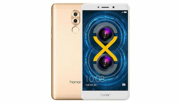 Honor 6X with dual rear cameras launched in US