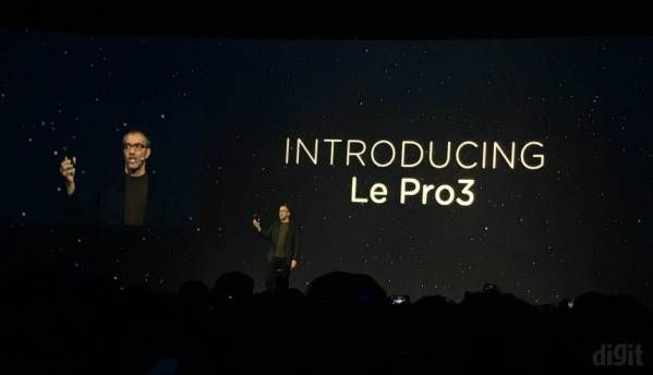 LeEco Le Pro 3: In Pictures