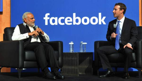 Facebook user base in India growing faster than the rest of the world