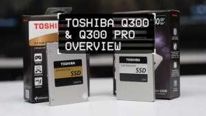 Toshiba Q300 & Q300 Pro Overview