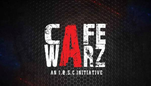 Indian eSports Championship's Cafe Warz is here!