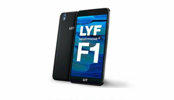 Reliance launches Lyf F1 Plus, Lyf Water 9 at Rs. 13,099 and Rs. 8,499 respectively
