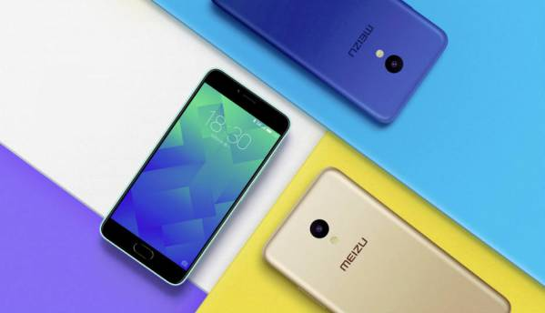 Meizu M5 with 5.2-inch HD display, MediaTek MT6750 SoC launched in China