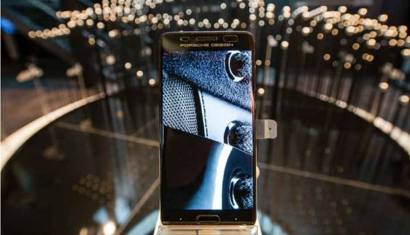 Huawei Mate 9 and Porsche Design Mate 9 now official with Android 7.0 Nougat