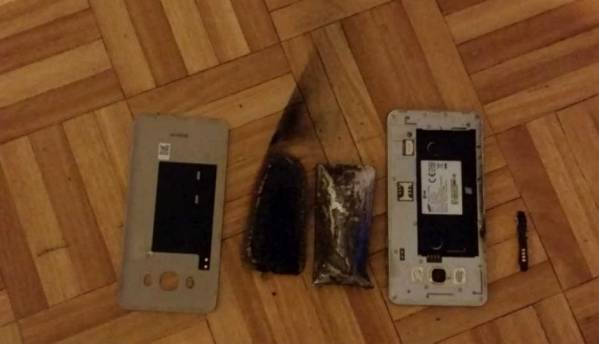 Samsung Galaxy J5 explodes in France: Report
