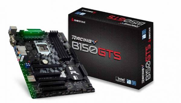 Biostar RACING B150GT5