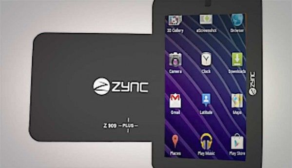 Zync readies five new budget tablets with quad and dual-core CPUs: Report