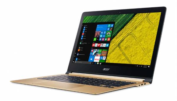 Acer Swift 7 to be available from November 18 at Rs. 99,999