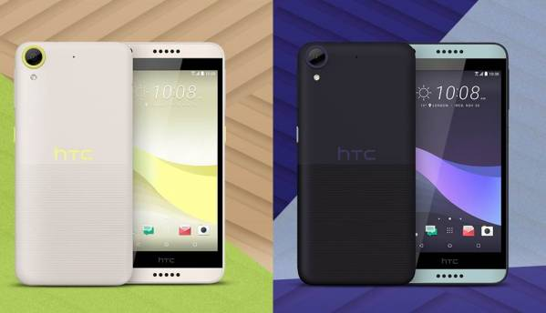 HTC Desire 650 with 5-inch HD display launched in Taiwan