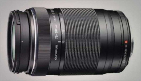 Olympus announces the M.Zuiko Digital ED 75-300mm f/4-6.7 II