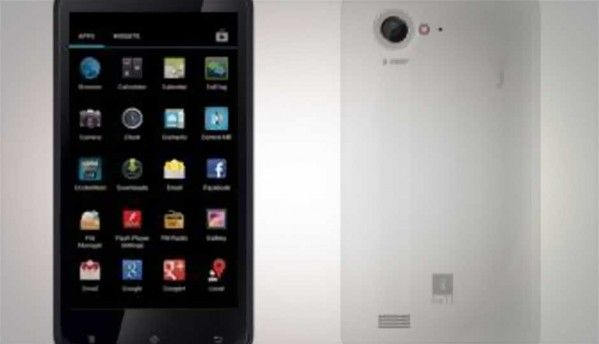 iBall unveils Andi 4.5q with Jelly Bean and dual-core CPU