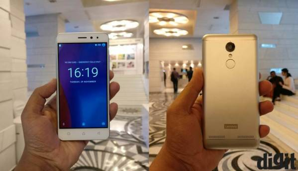 Lenovo K6 Power launched at Rs 9,999, will be Flipkart exclusive