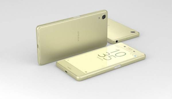 Sony Xperia X Performance getting Android Nougat update