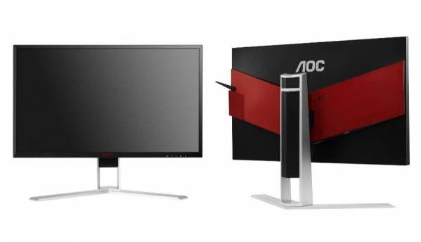 AOC AGON X-Series gaming monitors in India