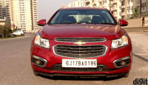 Chevrolet Cruze drive and technology review: Power, style take centrestage