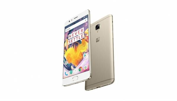 OnePlus 3T soft gold variant available on Amazon India from January 5