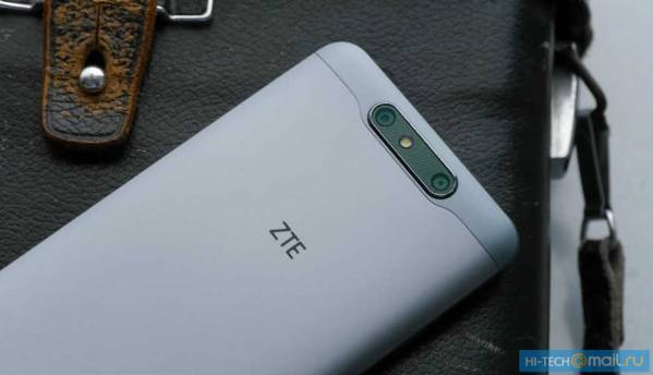 ZTE Blade V8 with dual rear camera leaks ahead of CES 2017 launch