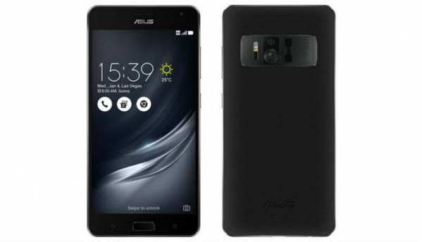 Asus ZenFone AR could be the first smartphone to support both Tango and Daydream platforms
