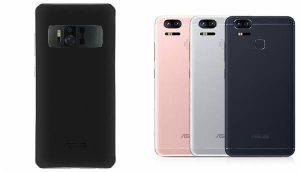 CES 2017: Asus announces Tango-based ZenFone AR and ZenFone 3 Zoom with optical zoom