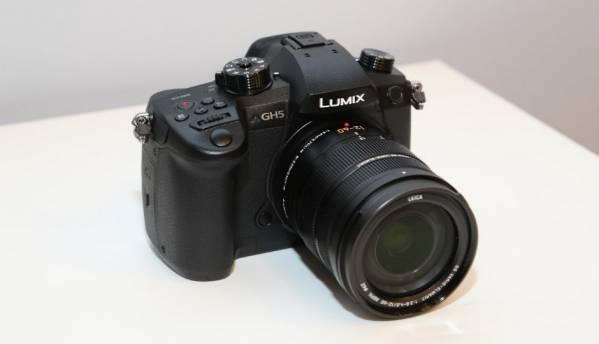 Panasonic LUMIX GH5 mirrorless camera unveiled at CES 2017