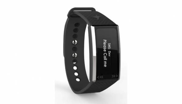 Fastrack Gesture Band wearable unveiled at CES 2017