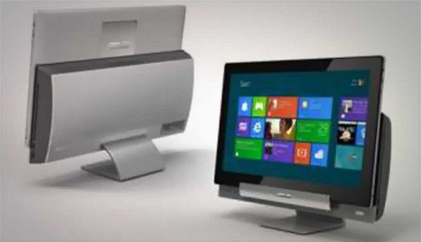 CES 2013: Asus unveils Transformer AiO all-in-one PC running on Windows 8 and Android