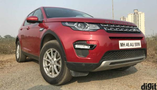 Land Rover Discovery Sport technology and drive review: A class act