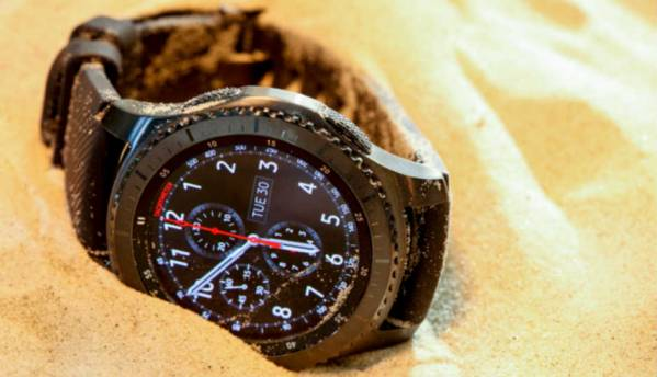 Samsung Gear S3 Classic and Frontier smartwatches launched in India at Rs 28,500