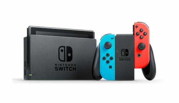 Nintendo Switch modular gaming console to launch on March 3