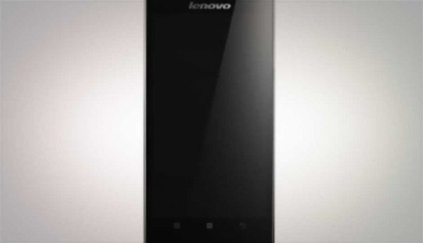 CES 2013: Lenovo unveils K900; first Intel Clover Trail+ smartphone